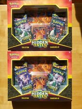 Pokémon TCG Hidden Fates CHARIZARD GX Collection Box! x2 Available!