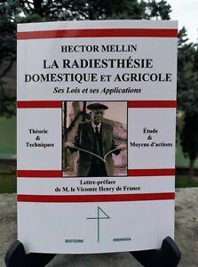 LA RADIESTHÉSIE DOMESTIQUE ET AGRICOLE - Géobiologie - Agriculture - Maraîchage