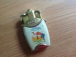 A Very Rare and Unusual CAMEL Pocket Cigarette Gas Lighter