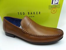 Ted Baker Mens Simeen 4 Loafers-Men's SZ 13.0 M, COGNAC LEATHER NEW DISPLAY *441