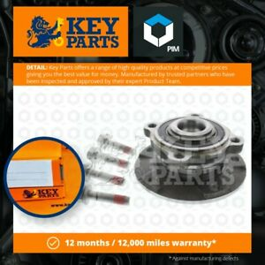 Wheel Bearing Kit fits BMW 535D E60 E61 3.0D Front 04 to 07 KeyParts 31226765601