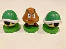 2009 Nintendo Super Mario Chess replacement piece 2 Pawns and 1 Rook