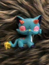 Littlest Pet Shop OOAK RARE Collie or LPS Short Hair Cat Free Ship in US