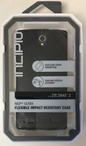 Lot of 6 New Incipio NGP Ultra Flexible Impact Resistant Case For ZTE ZMAX 2