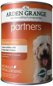 Arden Grange Partners Wet Dog Food | Dogs