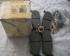 AC Delco 171729 96068645 brake pads Chevrolet Geo Metro Firefly