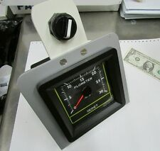 "New Signet Flometer 0-30 GPM Display 1"" MK509 P50940-1 Control Switch Flow Meter"