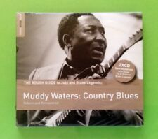 The Rough Guide To Blues Legends: Muddy Waters: Country Blues 2 x CD