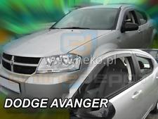Wind Deflectors DODGE AVANGER 4-doors 2008-2015 2-pc HEKO Tinted