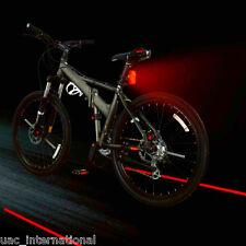 LED Bicycle / Bike Rear Light / Tail Light Night Ride Safety light # CHT-0312