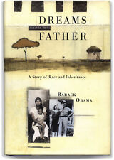 Dreams of My Father- by Former US President Barack Obama -1st Edition -Hardcover