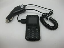 Pre-Owned Net 10 Black LG NTLG300GB Bar Cell Phone