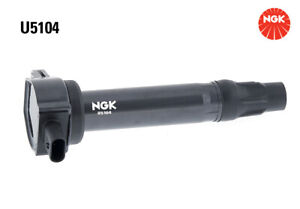 NGK Ignition Coil U5104 fits Jeep Patriot 2.0 16v (MK74), 2.0 CRD 4x4 (MK74),...