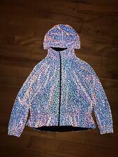 lululemon Seawheeze 2018 Reflective Jacket - Size 8