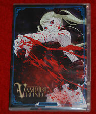 Dance in the Vampire Bund: The Complete Series (Blu-ray 2011, 2-Disc Set) ANIME