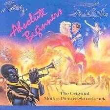 Absolute Beginners Original Soundtrack CD OOP David Bowie Ray Davies Kensit EMI