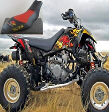 POLARIS OUTLAW seat cover & full boar graphics kit