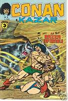 CONAN e Kazar N. 9 del 1975 - Ed. Corno