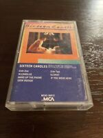 Sixteen Candles Music From The Original Motion Picture Soundtrack Cassette Tape