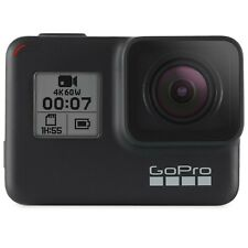 GoPro HERO7 Black Waterproof Action Camera 4K HD 12MP - Certified Refurbished