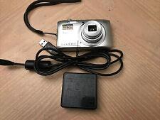 Nikon COOLPIX A300 20.1MP Digital Camera - Silver