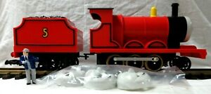 LIONEL 8-85121 JAMES THE RED ENGINE   NEW
