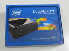 Intel NUC DC53427HYE Mini-PC System mit Intel Core i5-3427U, 480GB SSD, 8GB DDR3