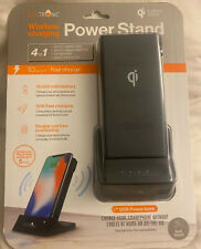 Eggtronic Wireless Fast Charging Power Stand Pad & Power Bank (NEW)