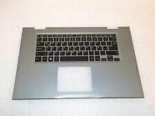 NEW Dell Inspiron 5568 Palmrest No Touchpad Spanish-Backlit Keyboard F06- 0HTJC