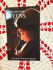 """PRAYERS For TEENS  "" Pocket Prayer BOOK  48 pages *NEW* OFFERS HELP & HOPE!"