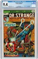 DOCTOR STRANGE #1 (1974 Marvel) cgc 9.4 NM Near Mint - HTF Bronze KEY!!! +CGC!!!