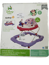 Disney Baby Minnie Mouse Ribbons Music & Lights Walker