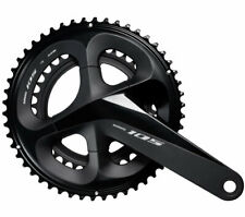 Shimano crankset 105 FC-R7000 2x11 172.5mm 50-34 teeth black