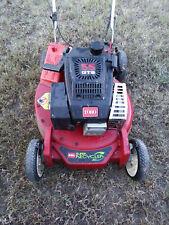 Toro commercial push mower engine