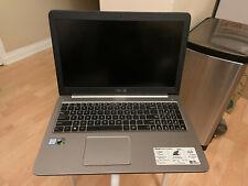 Asus K501Ux-Ah71 15in. (256Gb, 2.5Ghz, 8Gb) Notebook/Laptop - Black - K501Uxah71