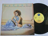 "MADONNA - Material Girl (Jellybean Dance Mix) /Pretender / 1985 12"" Vinyl Single"