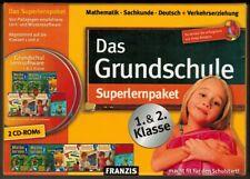 Das Grundschule Superlernpaket 1. & 2. Klasse