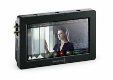 "Blackmagic Video Assist HDMI/6G-SDI Recorder 5"" Monitor Free Ship & Free Battery"