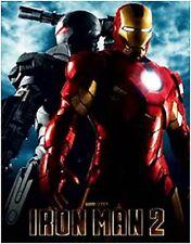 Iron Man 2 Movie Poster Metal Tin Sign Wall Art