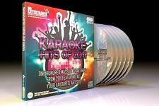 Mr Entertainer Karaoke Hits of 2011 -  6 x CD+G (CDG) Disc Package 100 Songs