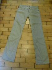 LEVI'S 570 Straight Fit Jeans Pantalon Levi gris clair