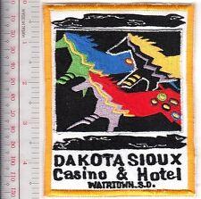 American Indian Tribe Casino South Dakota Dakota Sioux Casino & Hotel Watertown,