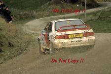 Kenneth Eriksson Mitsubishi Lancer Evo II Nueva Zelanda Rally 1994 fotografía 2