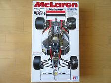 Tamiya 1/12 MCLAREN MP4/6 HONDA F1 Senna Berger Race Car Kit 12028 MIB
