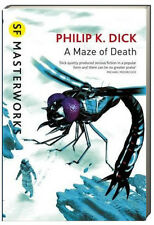 S F Masterworks A Maxe of Death (pb) by Philip K Dick NEW