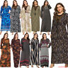 Dubai Abaya Kaftan Muslim Women Long Maxi Dress Islam Jilbab Robe Gown Cocktail