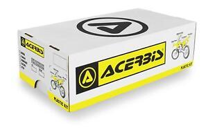 Acerbis 2070970001 Plastic Kit - Black