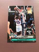 1992-93 Fleer Ultra Dunk Rank: #11 - Tim Perry