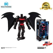 Batman: Hellbat Suit Action Figure,  DC Multiverse McFarlane 22 moving parts