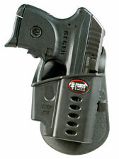 Fobus KTP CT A Right Ankle Holster Ruger LCP with Crimson Trace Laser Black
